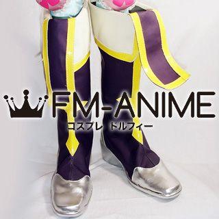 BlazBlue Tsubaki Yayoi Cosplay Shoes Boots