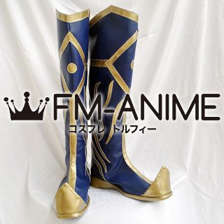 Dynasty Warriors 6 Sima Yi / Shiba I Cosplay Shoes Boots