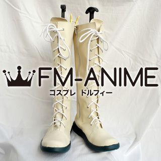Umineko no Naku Koro ni Clair Vaux Bernardus Cosplay Shoes Boots