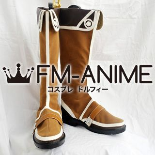 Ys Origin Hugo Fukt Cosplay Shoes Boots