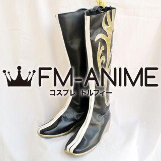 Dynasty Warriors 6 Guo Jia / Kaku Ka Cosplay Shoes Boots