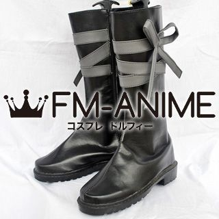 Tegami Bachi Noir Cosplay Shoes Boots