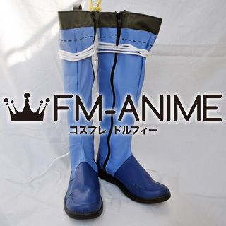 Fire Emblem: Rekka no Ken Nils Cosplay Shoes Boots