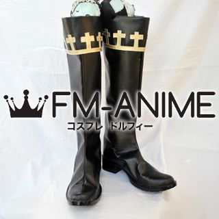 Sound Horizon Marchen Idolfried Ehrenberg Cosplay Shoes Boots