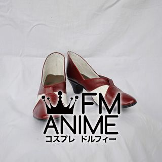 Sakura Wars Sumire Kanzaki Cosplay Shoes