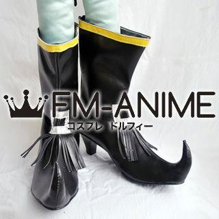 Devil Kings / Sengoku Basara: Samurai Heroes Otomo Sorin Cosplay Shoes Boots