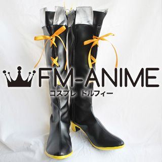 Vocaloid Kagamine Rin Sigh (Song) Cosplay Shoes Boots