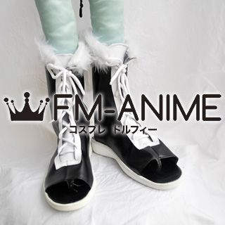 Brave 10 Kamanosuke Yuri Cosplay Shoes Boots
