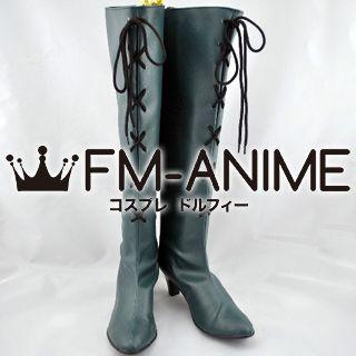 Blue Exorcist Amaimon Dojin Military Uniform Cosplay Shoes Boots