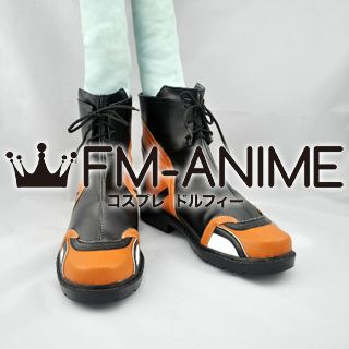 Chrome Shelled Regios Layfon Wolfstein Alseif Cosplay Shoes Boots