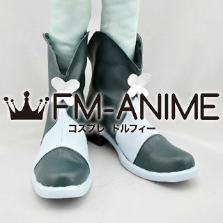 Yes! Pretty Cure 5 Komachi Akimoto  (Cure Mint) Cosplay Shoes Boots