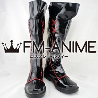 Tsubasa: Reservoir Chronicle Kurogane Cosplay Shoes Boots