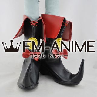 Dungeon Fighter Online Mage Cosplay Shoes Boots