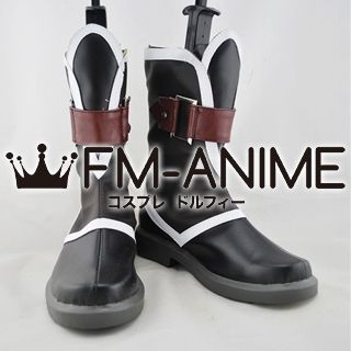 Final Fantasy Type-0 Kurasame Susaya Cosplay Shoes Boots