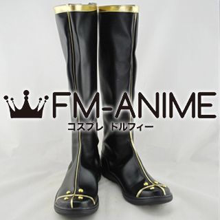 Tales of the World: Radiant Mythology Guede Cosplay Shoes Boots