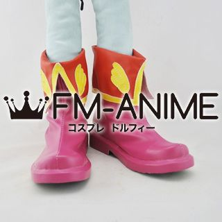 Cardcaptor Sakura Movie 2: The Sealed Card Sakura Kinomoto Cosplay Shoes Boots