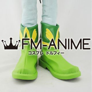 Cardcaptor Sakura Movie 2: The Sealed Card Syaoran Li Cosplay Shoes Boots