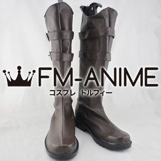 Devil May Cry 3 Vergil Cosplay Shoes Boots