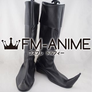 Sound Horizon 聖戦のイベリア Shaytan Cosplay Shoes Boots