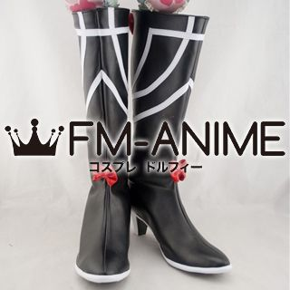 Phantasy Star Cosplay Shoes Boots (Design by Huke)