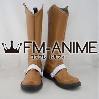 Problem Children are Coming from Another World, aren't they? / Mondaiji Yo Kasukabe Cosplay Shoes Boots