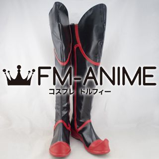 Vocaloid Yuezheng Ling March Rain Cosplay Shoes Boots
