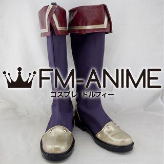 Juuza Engi: Engetsu Sangokuden Chouryou (Jyuzaengi) Cosplay Shoes Boots
