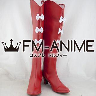 Kill la Kill Nonon Jakuzure Symphony Regalia Da Capo Cosplay Shoes Boots