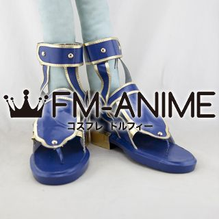 Samurai Warriors 4 Takakage Kobayakawa Cosplay Shoes Boots
