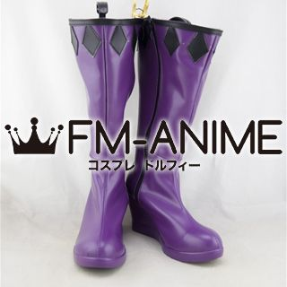 Akame ga Kill! Schere Cosplay Shoes Boots