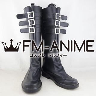 Hyakka Ryoran: Samurai Girls Kanetsugu Naoe Cosplay Shoes Boots