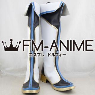 Dynasty Warriors 8 Zhong Hui Cosplay Shoes Boots