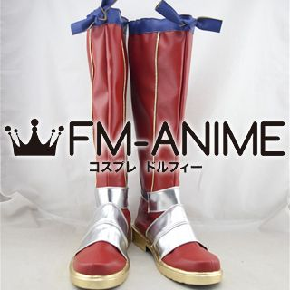 Samurai Warriors 3 Yukimura Sanada Cosplay Shoes Boots