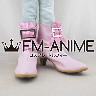 Cute High Earth Defense Club Love! Ryuu Zaou Cosplay Shoes Boots