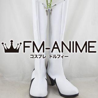 Neon Genesis Evangelion Rei Ayanami Cosplay Shoes Boots