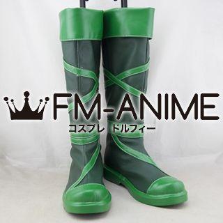 Saint Seiya Miza Cosplay Shoes Boots