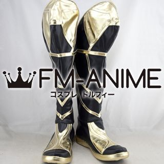Samurai Warriors 4 Masamune Date Cosplay Shoes Boots