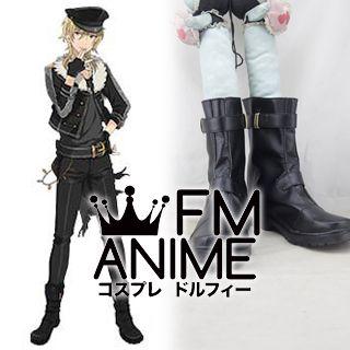 Ensemble Stars Kaoru Hakaze Cosplay Shoes Boots