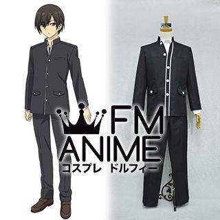 Charlotte (anime) Yuu Otosaka / Jojiro Takajo Uniform Cosplay Costume