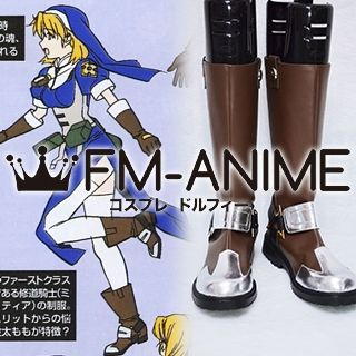 Chrono Crusade Rosette Christopher Cosplay Shoes Boots
