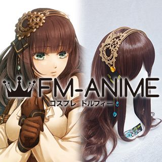 Code: Realize Cardia Beckford Headband Headdress Cosplay Accessory Prop