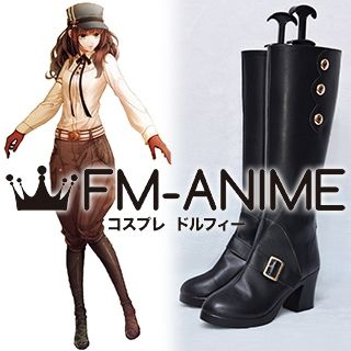 Code: Realize Cardia Beckford Steampunk Alternate Outfit Cosplay Shoes Boots