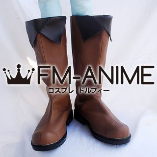 Hakuoki Chizuru Yukimura Cosplay Shoes Boots