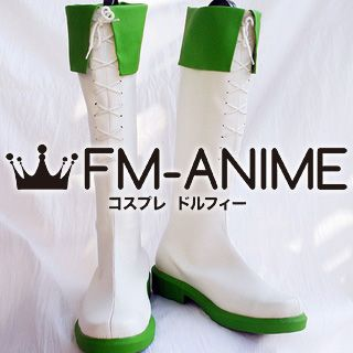Vocaloid Gumi Megpoid Format Cosplay Shoes Boots