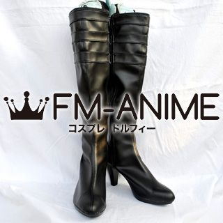 Dungeon Fighter Online Necromancer Cosplay Shoes Boots