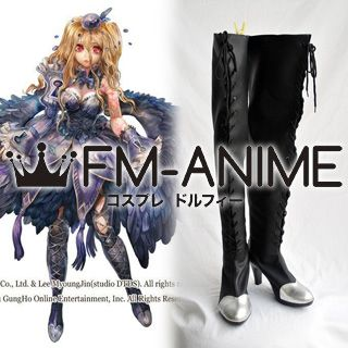 Ragnarok: The Princess of Light and Darkness / Ragnarok Tactics Adelaide Cosplay Shoes Boots