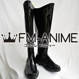 Vocaloid Gackpoid The Madness of Duke Venomania Cosplay Shoes Boots