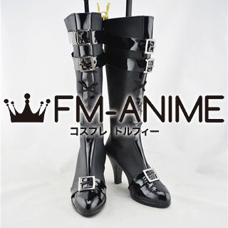 Vocaloid Lily Sandplay Singing of the Dragon Cosplay Shoes Boots