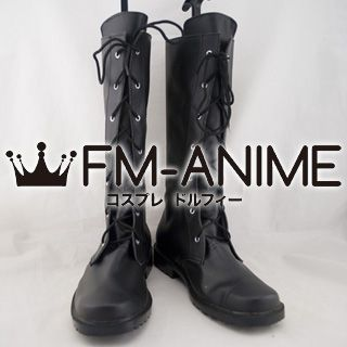 Hitman Reborn! Colonnello Cosplay Shoes Boots