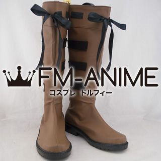Touhou Project Hakurei Meimu Cosplay Shoes Boots